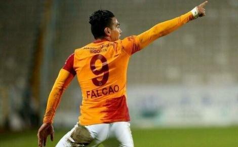 Radamel Falcao kararlı; Galatasaray'dan ayrılmıyor