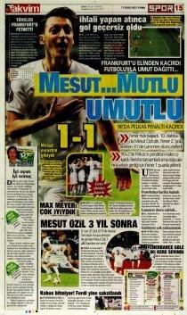 Günün Fenerbahçe manşetleri (17 Eylül 2021)