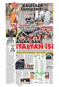 Günün Galatasaray manşetleri (17 Eylül 2021)