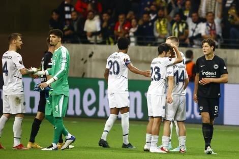 Spor yazarlarından E. Frankfurt - Fenerbahçe maçı değerlendirmesi