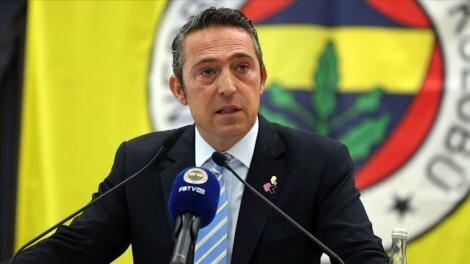 Ali Koç'tan Başakşehir maçı sonrası açıklamalar