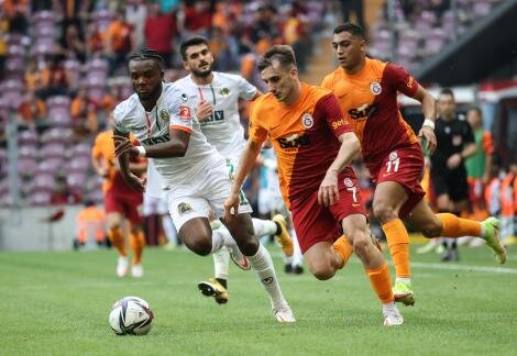 Volkan Demirel'in Galatasaray-Alanyaspor maçı yorumları