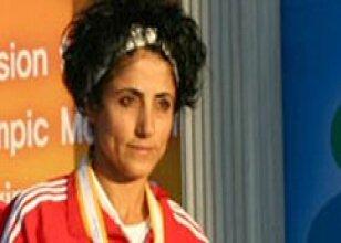 Gülbin Su'dan paralimpik rekor