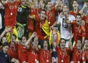 Şampiyon İspanya!
