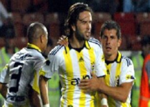 Gökhan Gönül'ün ilk golü!