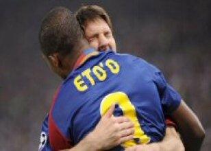 En büyük Barcelona: 2-0