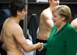 Mesut tekrarladı: 'Kendimi Alman hissediyorum'