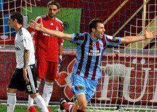 İlk Süper Lig maçında golü attı!