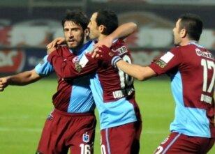 Trabzonspor köşeden vurdu!