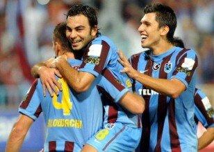 Müthiş maç Trabzon'un: 3-2
