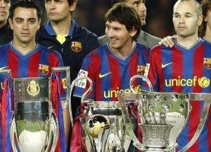 Messi, Iniesta ya da Xavi?