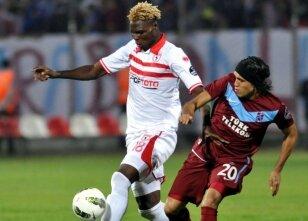 Trabzon galibiyete hasret!