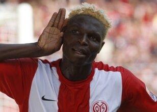Samsunspor'a Fildişili golcü