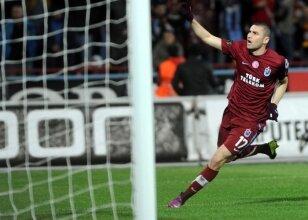 Trabzon efsanesi Burak Yılmaz!
