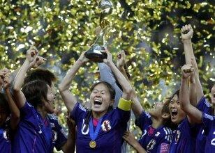 Japonya dünya şampiyonu!