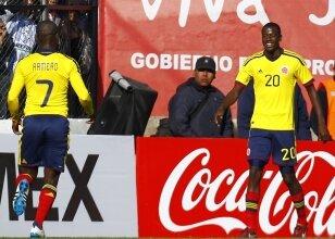 Kolombiya iyi başladı: 1-0