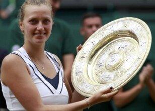 Şampiyon Kvitova!