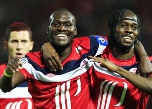 Lille galibiyetle kapattı: 3-2