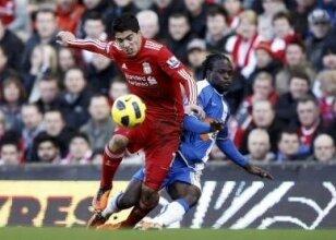Liverpool bir öyle, bir böyle: 1-1