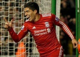 Suarez, Anfield'ı selamladı: 2-0