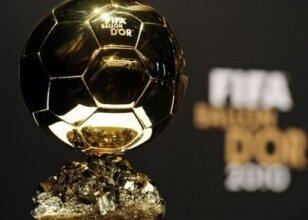 Altın Top'un sahibi Lionel Messi