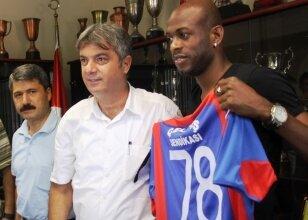 Karabükspor'a Norveç Ligi'nden transfer
