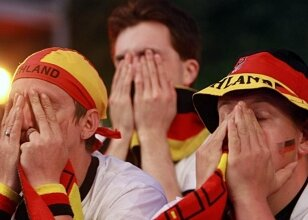 Almanya yenilginin şokunu yaşıyor