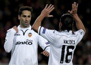 Valencia kazandı ama liderliği alamadı