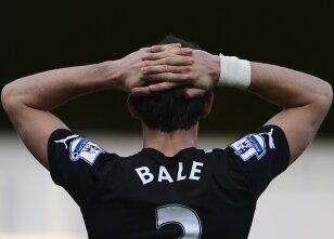 Bale kadro dışı kaldı