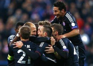 Bayern, Lille'e öyle bir tokat attı ki...