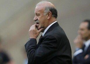 Del Bosque takdir edilmek istiyor
