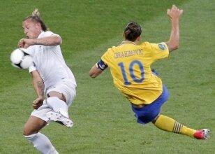 Ibrahimovic havada durdu, şahitleri var!