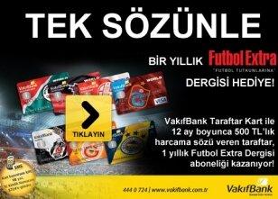 1 yıl ücretsiz Futbol Extra