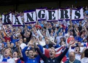 Glasgow Rangers'ın feci sonu