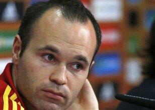 Iniesta'dan Jose Mourinho'ya salvo!