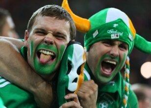 Kayıp İrlandalı aranıyor