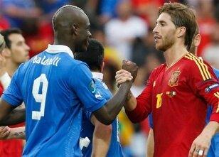 Dev final! İtalya mı, İspanya mı?