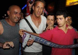 Yeni transfer Trabzon'a geldi!