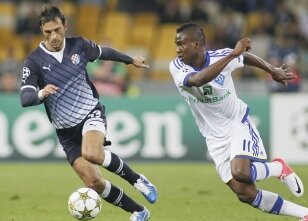 Dinamo Kiev zorlanmadı