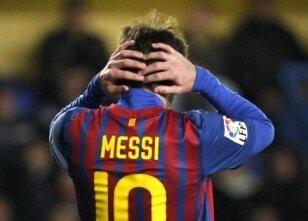 Messi'nin yetişemediği Türk!