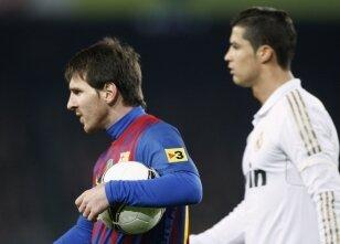 Messi, Ronaldo'yu burada da geçti!
