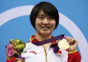 Çinli yüzücü siyasete atıldı