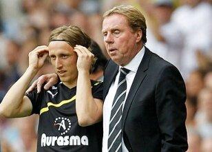 Redknapp: 'Modric Tottenham'dan ayrılırsa...'