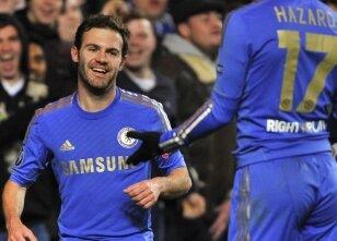 Chelsea'den 5'i '1' yerde!