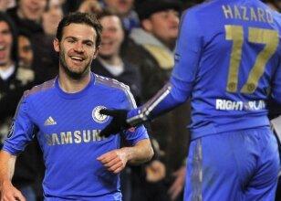 Chelsea UEFA'ya 6 golle yol aldı!