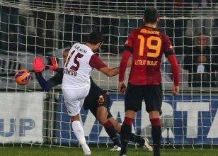 Elazığ'da İNANILMAZ anlar! Melo penaltı kurtardı!