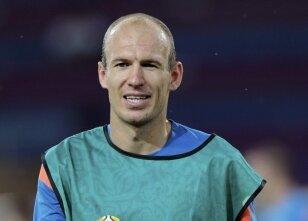 'Robben' Almanya'yı küçümsedi