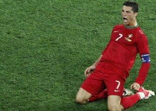 Ronaldo'nun Hollanda şakası!