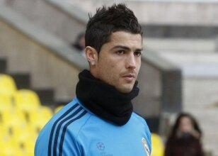 Ronaldo hakemden yana dertli!