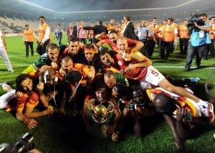 Süper Kupa'yı yine lig şampiyonu aldı